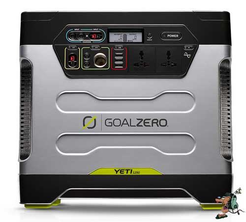 Goal Zero Yeti 1250 power bank