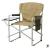 Bushtec Director's Safari chair with table