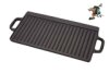 AfriTrail Dual BBQ / Griddle Pan