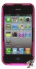 NiteIze Connect case for iPhone 4S & 4 (pink)