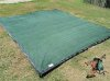 Bushtec netted ground sheet (3m x 3m)