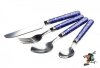 Oztrail 24 piece Stainless Steel Cutlery Set