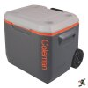 Coleman 50QT Extreme wheeled cooler (grey/orange)
