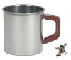 LQuip SSteel Mug with Insulated Handle