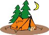 Around the campsite