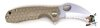 Honey Badger Beige Serrated Claw (Small)