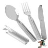 LQuip Stainless Steel Cutlery Nest