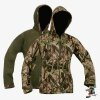 Sniper Ladies Soft Shell Reversible Hoody (3D/Olive)