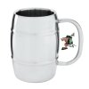 LQuip Stainless Steel Beer Mug