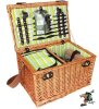 Bushtec Picnic Basket 4 Person