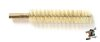 Nylon cleaning brush 6mm/.243 calibre