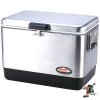 Coleman 54Qt (51L) Stainless Steel Cooler