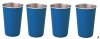 Thermosteel 400ml tumbler set (blue)