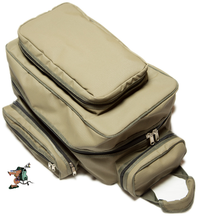 Kruger Hunting Range Bag - PackRat