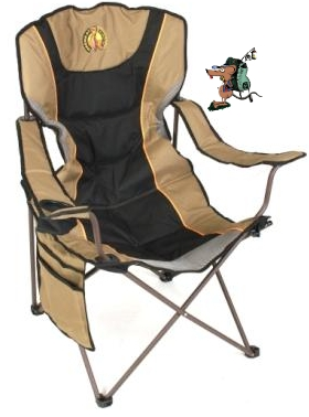 Bushtec Meerkat Best Buy Spider Chair - PackRat