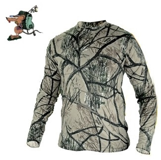 Sniper Men's Long Sleeve T-Shirt (Shadows) S-5XL - PackRat