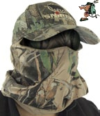 Sniper Cotton Combo Cap - PackRat