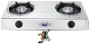 Totai 2 Burner Polished Stainless Steel Hot Plate