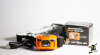 Torch Brite HT- 97 Rechargeable & Sensor Tech Head torch (Orange)