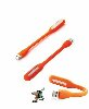 Supa-LED USB light (orange)