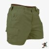 Sniper Warrior Shorts (Military)