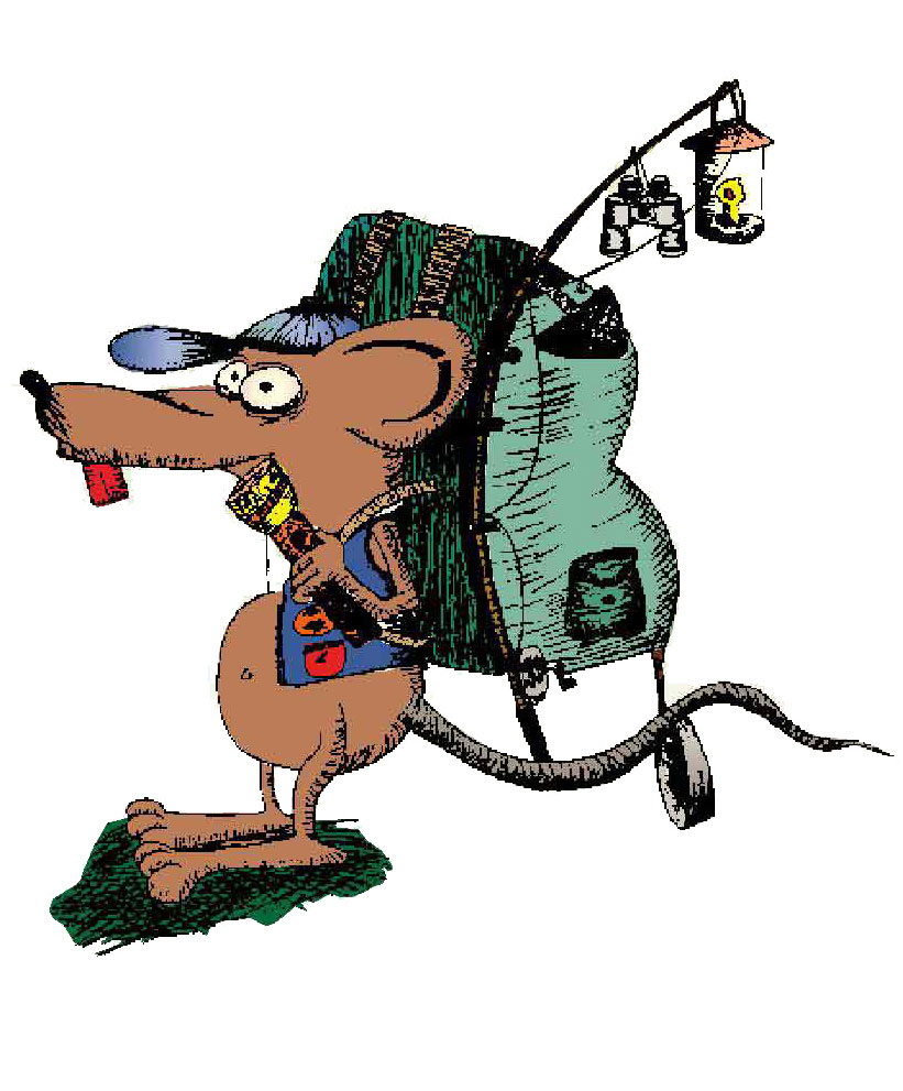 The PackRat