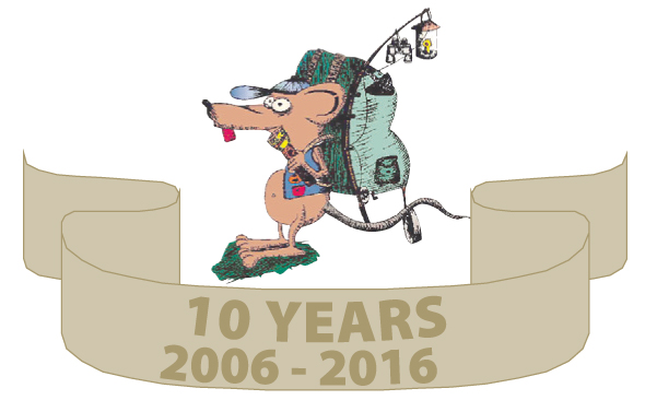 Packrat 10 years old